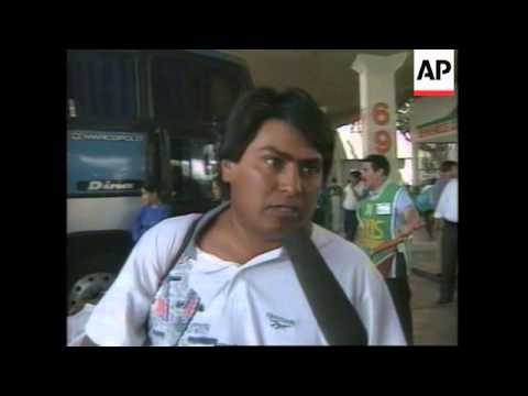 MEXICO: REACTION TO US POLICE BEATING OF SUSPECTED ILLEGAL IMMIGRANTS