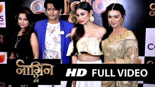 Naagin Season 2 Episode 1 Full Launch - Mouni Roy, Karanvir Bohra, Adaa Khan & Sudha Chandran