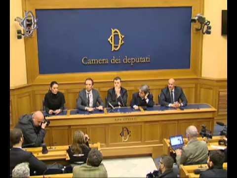 Roma - Riforme - Conferenza stampa di Renato Brunetta (13.02.15)