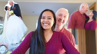 AGE GAP LOVE:WEDDING ANNIVERSARY | NAG DATE  + BAGSAK SI MISIS!