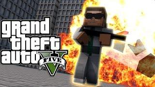 """GUARD DOGS"" Minecraft GTA 5   Grand Theft Auto 5 Mod Ep 25! (GTA 5)"