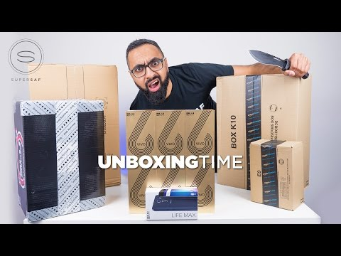 So Many SMARTPHONES - Unboxing Time 3