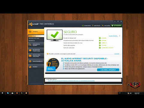 Descargar Avast antivirus  con licencia gratis (2014 - 2015) /Windows 7 y Windows 8