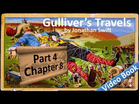 Part 4 – Chapter 08 – Gulliver's Travels by Jonathan Swift