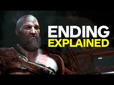 God of War's Ending Explained (SPOILERS) thumbnail