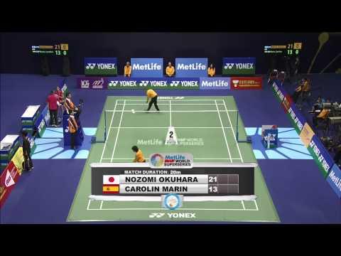 Yonex-sunrise Hong Kong Open 2014 - Sf - Match 3 video