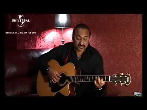 Lesle Lewis the Guitar Guru - Lesson # 2 O Jaana Sha Na Na