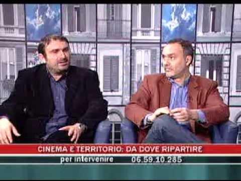 Cinema e Territorio – Intervista ROMAUNO del 22 gennaio 2013