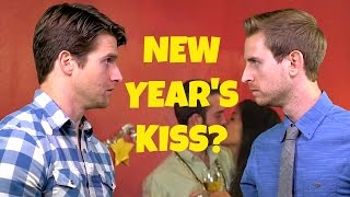 Who Do You Kiss On New Years Eve?