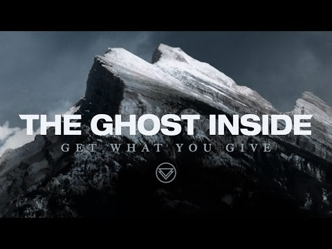 The Ghost Inside - This Is What I Know About Sacrifice