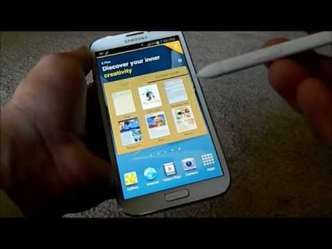 Best Tips and Tricks of Samsung Galaxy Note 2 (1 of 2)