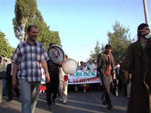 5. Amed Festival Yürüyüşü - Diyarbakır-2006