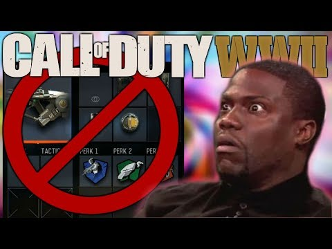 Call of Duty: WWII Multiplayer - Create A Class Replaced By Divisions! COD WW2 Multiplayer News!