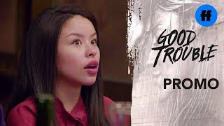Good Trouble Promo   What Happens Next ...   Freeform