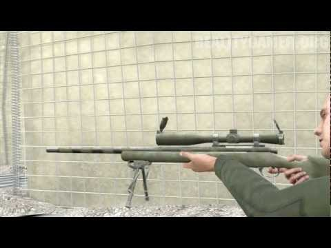 ◀ ARMA 2: Scout Sniper School HD (Training Preview)