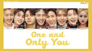 [COLOR CODED/THAISUB] GOT7 - One And Only You #พีชซับไทย (ft. Hyolyn)