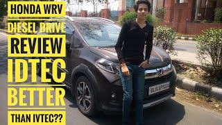 Honda Wrv || Drive review || Diesel better than petrol || M . A . S . K
