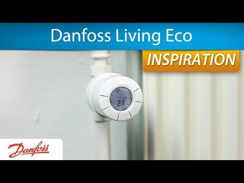 Danfoss living eco istruzioni