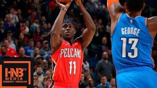 Oklahoma City Thunder vs New Orleans Pelicans Full Game Highlights | 12.12.2018, NBA Season