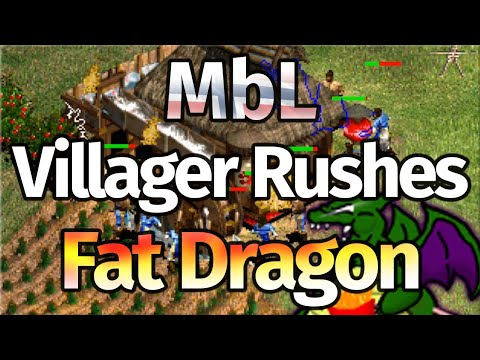 MbL Vill Rush vs Fat Dragon!
