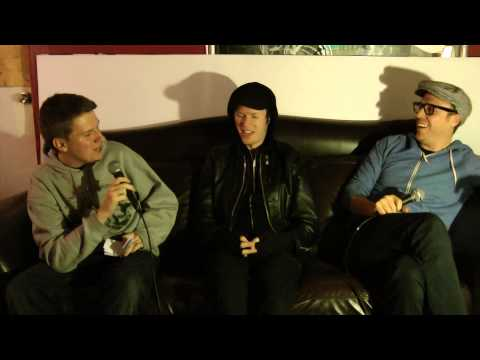 MEISA UNH // Sum 41 Interview