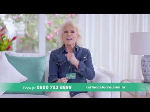 Cartão de TODOS - Ana Maria Braga (Institucional)