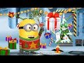 Despicable Me - Minion Rush : Holiday Sweater Costume, jolly Christmas And Stage 2 Reward ! New