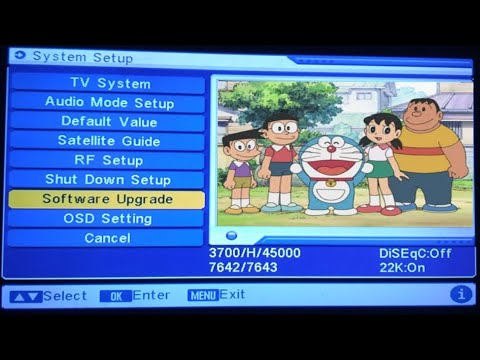 $ Paid Channels Dd free dish, Software update properly on dd free dish, cartoon channel dd free dish