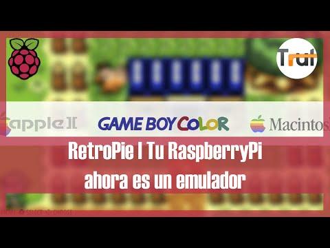 RetroPie   Tu Raspberry Pi ahora es un emulador. Tutorial en Español