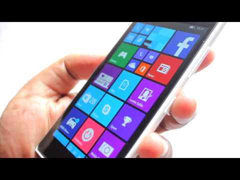 Nokia Lumia 730 Dual Sim Unboxing & Hands On