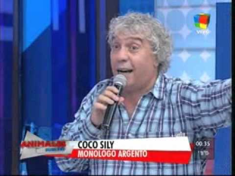 COCO SILY Animales Sueltos Stand Up