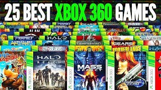 Top 25 BEST XBOX 360 Games of ALL TIME | Chaos