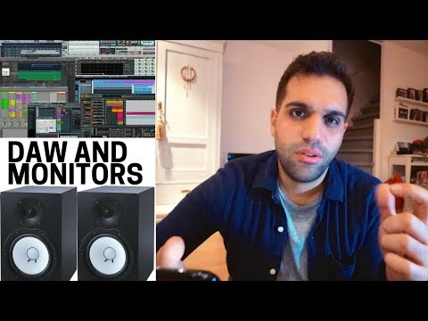CHOOSING THE RIGHT DAW, SPEAKER SETUP AND THE BEST DJ EQUIPMENT