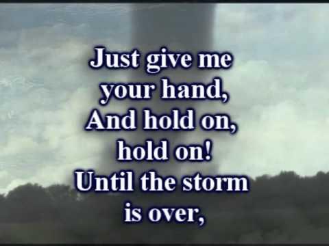 Hold On   33 Miles   Worship Video with lyrics