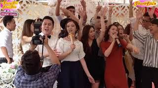 Cô Dâu  Chú Rể Và Nhóm Bạn Muốn Sập Sân Khấu / Nếu Như Ngày Anh Đến Tac gia: Nguyen Duc Cuong