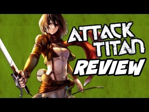 Attack On Titan Shingeki No Kyojin Episodes 1 - 7 Review