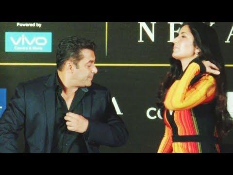 Salman Khan tells Katrina Kaif to cover her assets | Video thumbnail