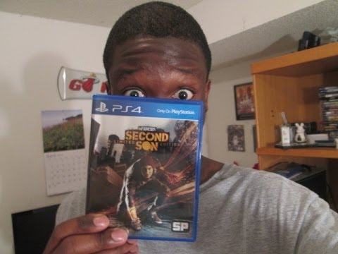 Infamous Second Son Limited Edition Unboxing- Has The Thirst Been Quenched?