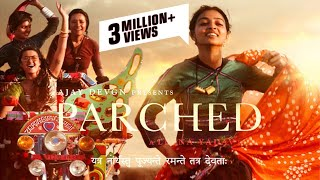 Parched Hindi Movie  Promotion Video - 2016 - Radhika Apte - Movie Promotional Events