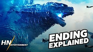 The Ending of Godzilla King of the Monsters EXPLAINED - How It Sets Up Godzilla vs Kong