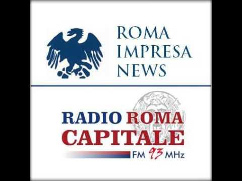 08/01/2016 Ascolta la puntata di Roma Impresa News