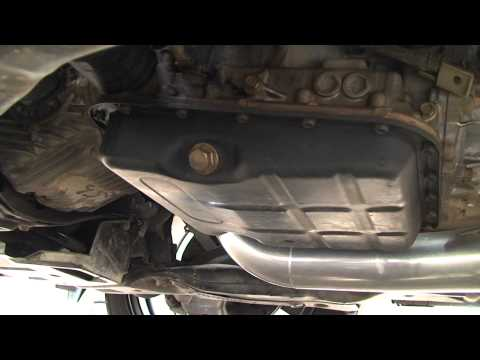 Automatic Transmission Fluid Change & Service for Subaru Automatic 4EAT FORESTER XT