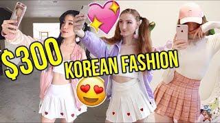 $300 KOREAN & JAPANESE FASHION HAUL!! YOUVIMI REVIEW