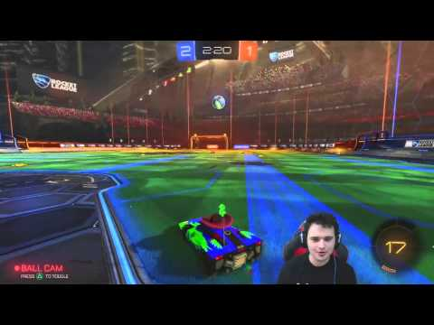 Rocket League [Seto i Graba][Sesja 1][#1/3]