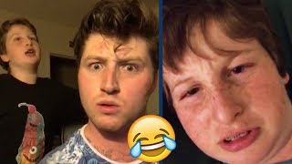 Try Not To Laugh Or Grin Challenge: Funniest Scotty Sire Vines Compilation *Impossible*