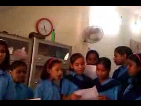 Ekla Chalo Re - Practice session with Kids of Samriddhi