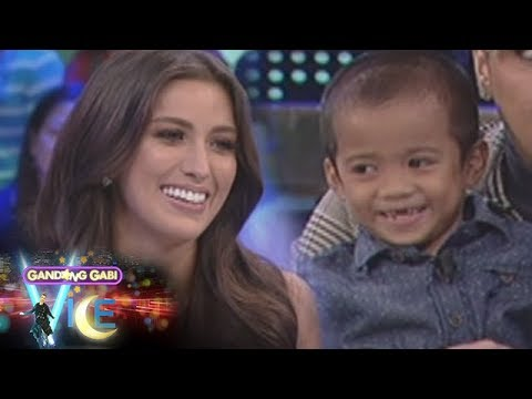 GGV: Carlo Mendoza gets mesmerized by Rachel Peters
