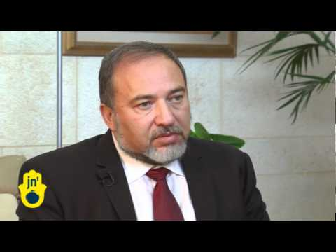 Interview with Israeli FM Avigdor Lieberman: Discussion of Syrian Civil War and Egyptian Election
