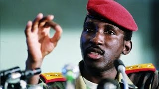 Faces Of Africa - Sankara