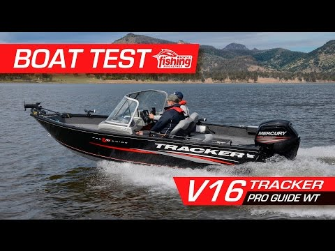 Boat Test: Tracker Pro Guide V16 WT thumbnail